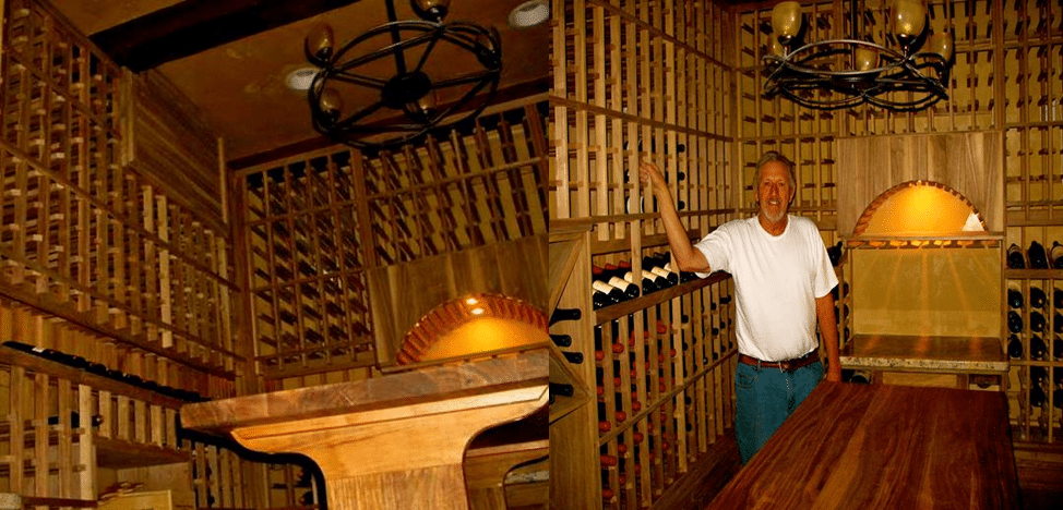 Wine Cellar Refrigeration for Custom Wine Cellars by Arctic