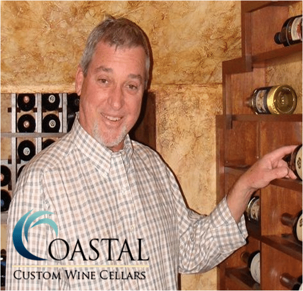 Wine Cellars by Coastal Jerry Wilson