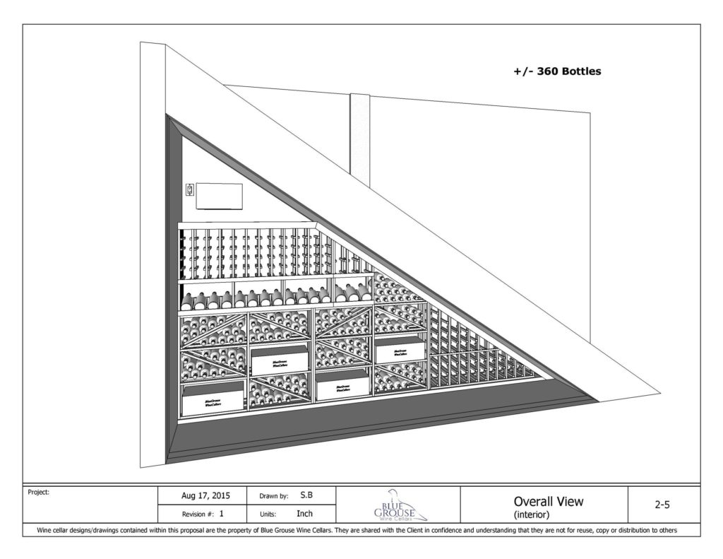 Home Wine Cellar Custom Design