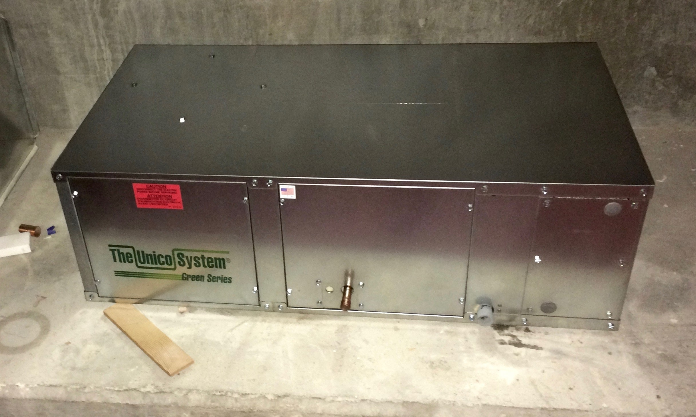 Click to read more about the project where this unit was installed!
