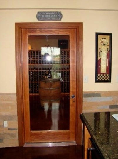 More about wine cellar doors here!